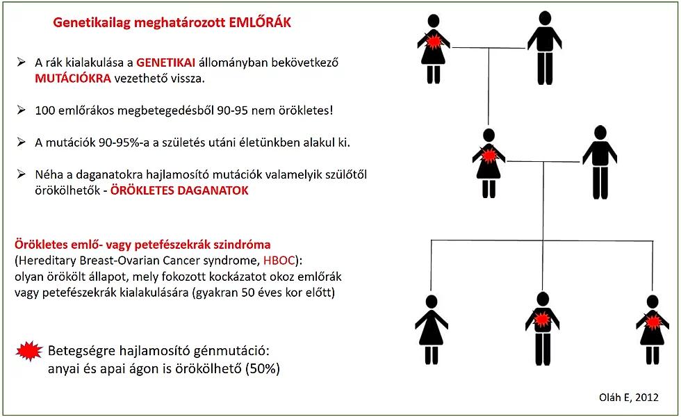 genetikai rák)