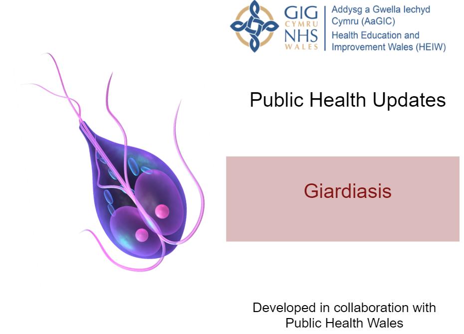Giardia nhs uk