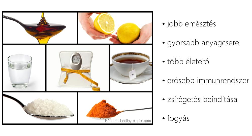 receptek a szervezet méregtelenítésére