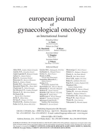 endometrium rák brca1 kiújulások a genitális szemölcsök cauterizációja után