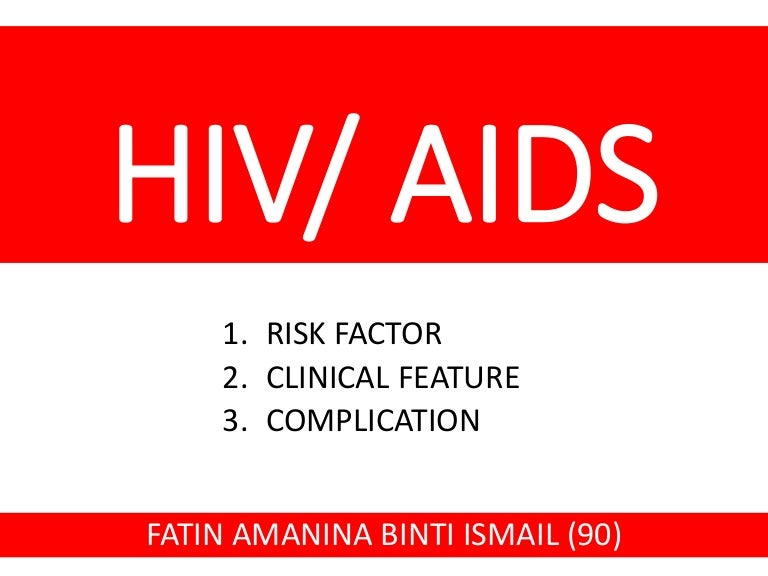 hiv és rák ppt