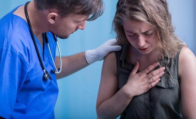 az emberek szívbetegségének érzései