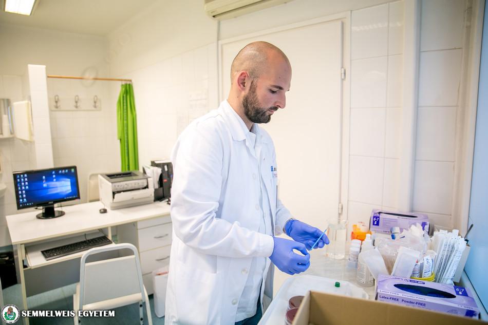 humán papillomavírushoz kapcsolódó kutatás