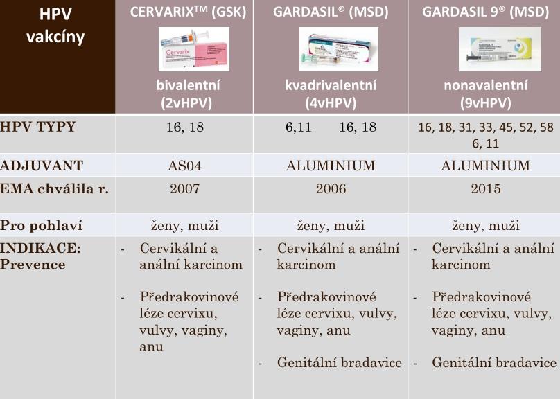 ockovani hpv vakciny)