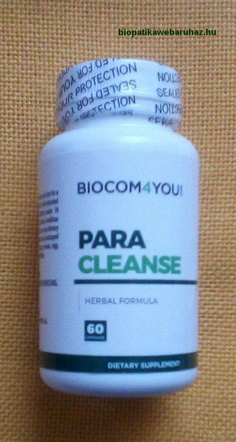 a szervezetben található gyógyszerekben található paraziták ellen