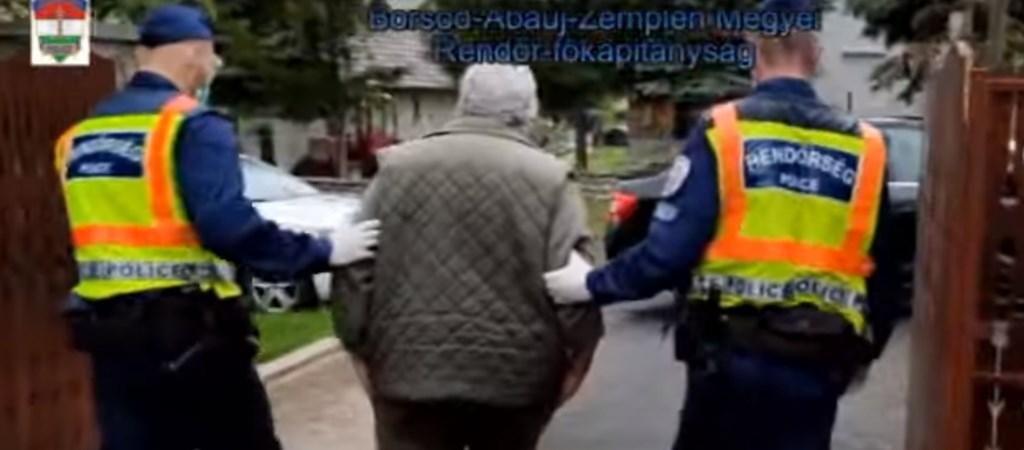 paraziták rendőrségi botrány)