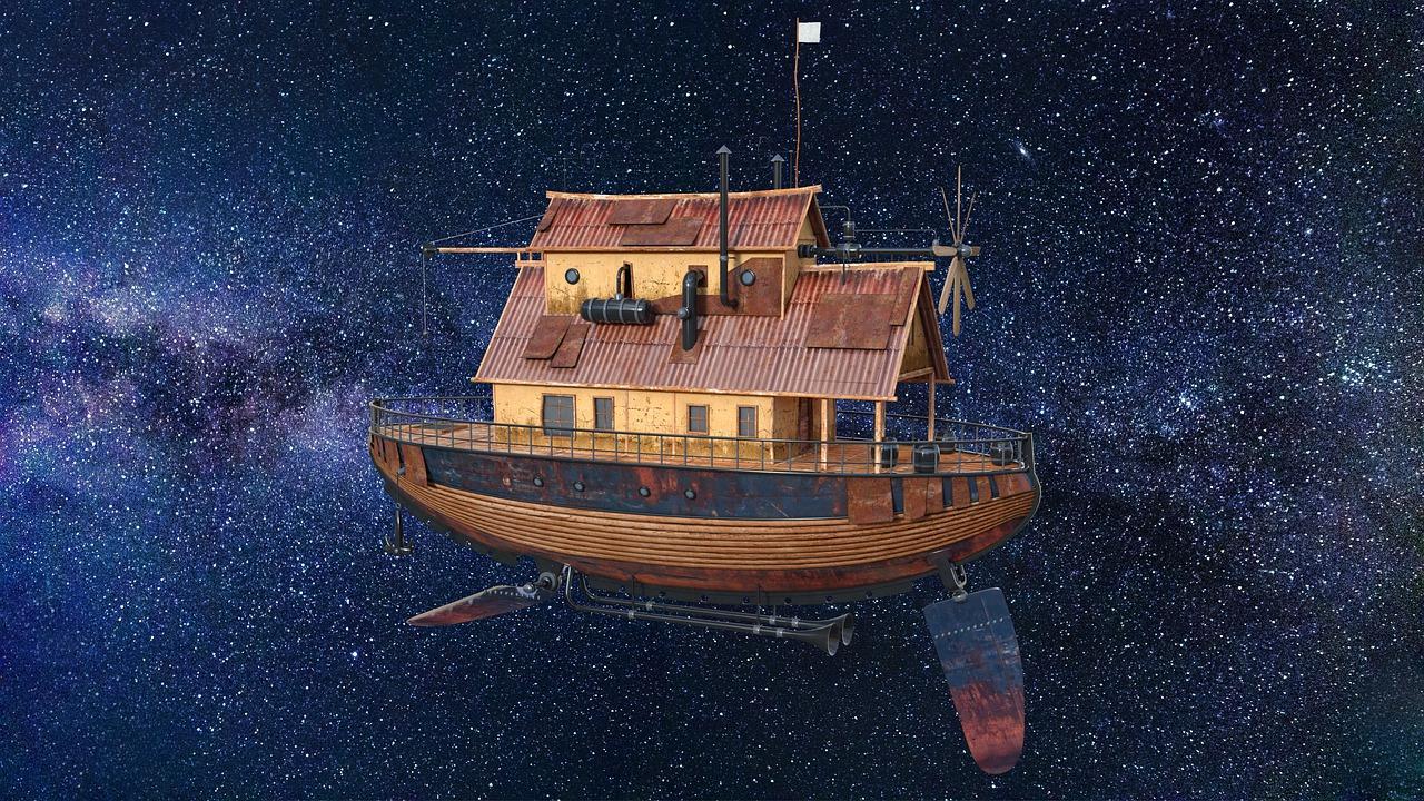 a féreglyuk csónak)