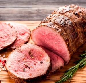 vastagbélrák és vörös hús)