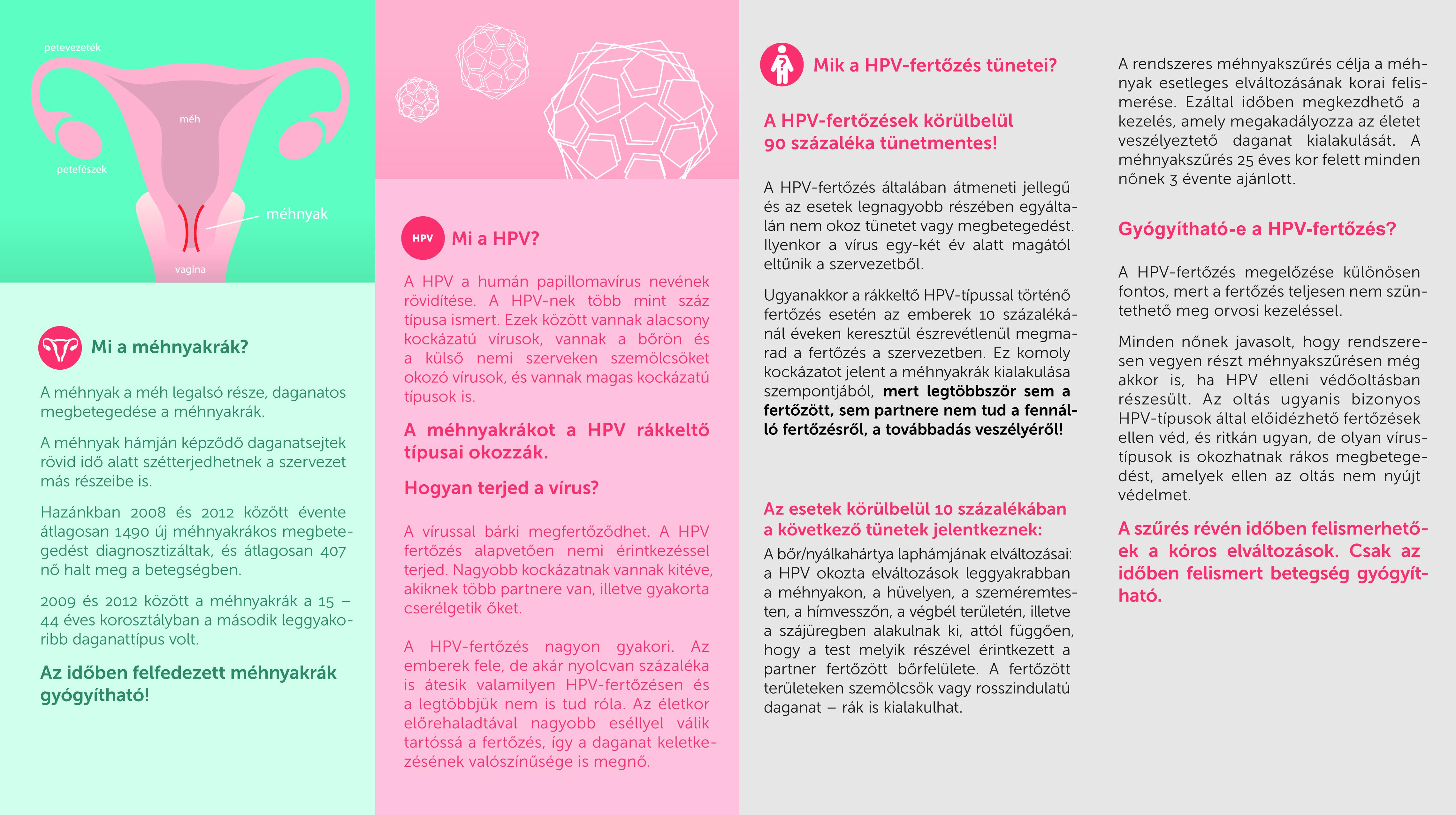 humán papillomavírus hpv megelőzése)