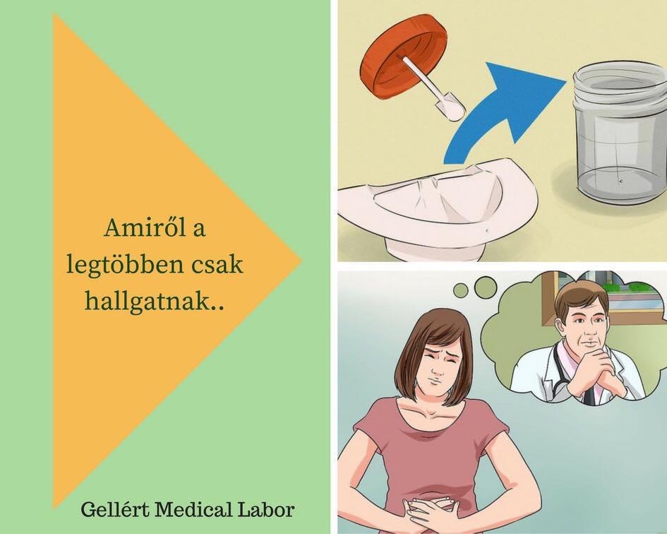 parazita orvosi vizsgálatok)