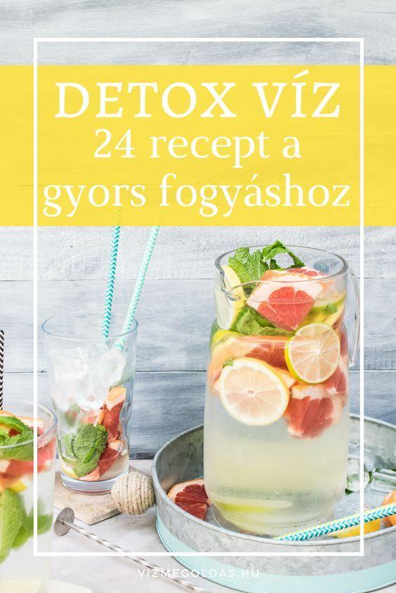 méregtelenítő receptek fogyáshoz)