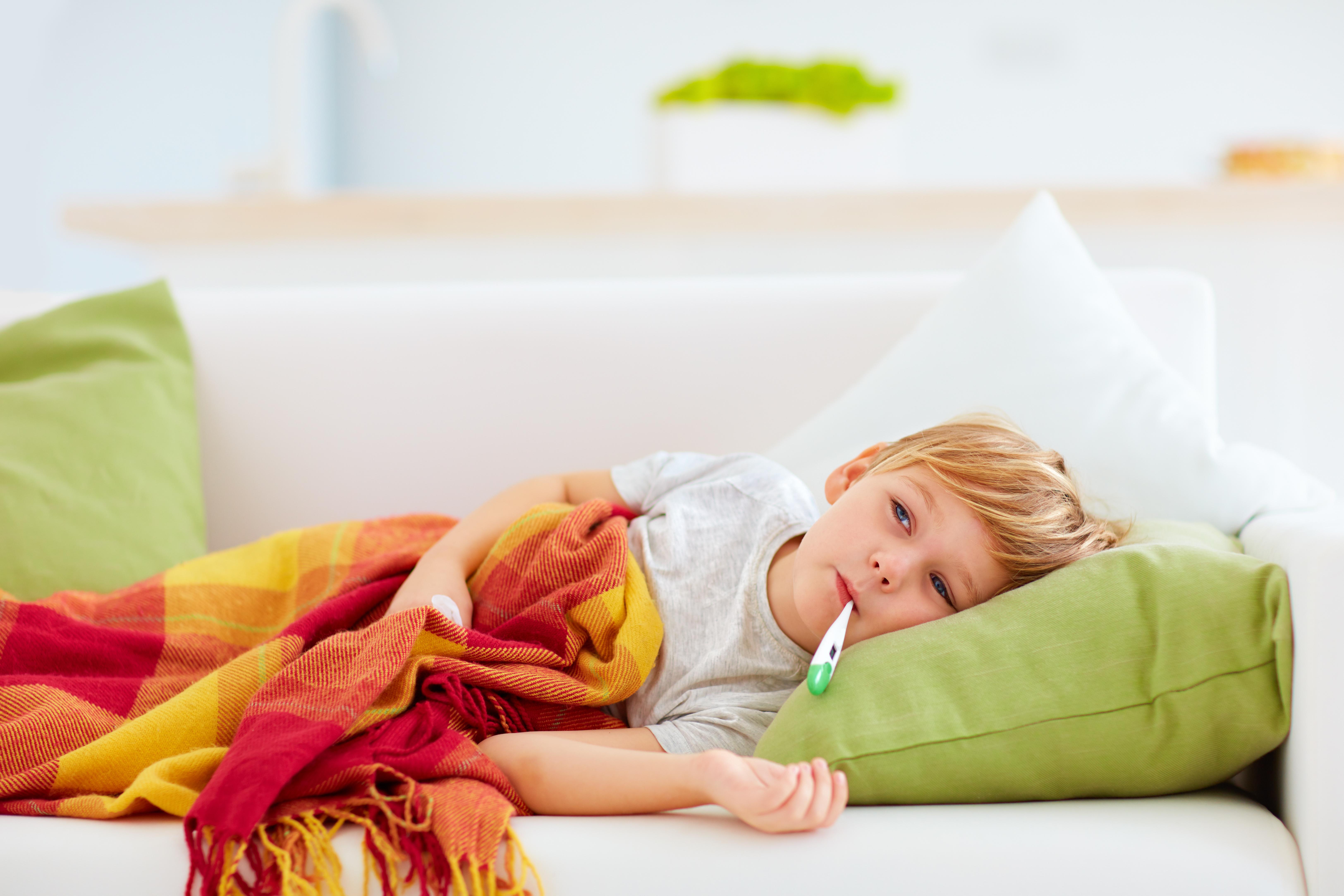 Ha fáj a gyermek szeme - tünetek és kezelésük