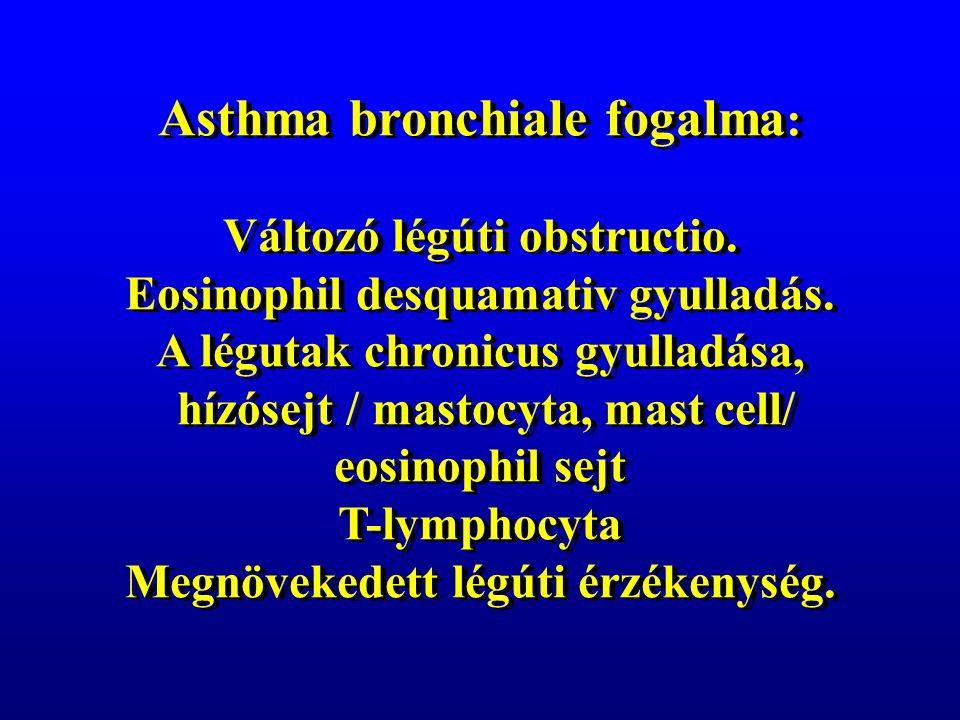 krónikus légúti papillomatosis)