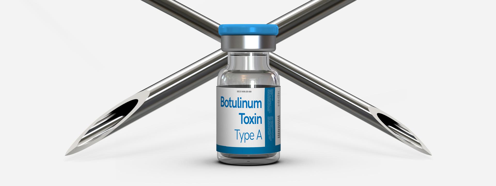 Botulinum toxin teszt