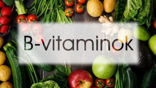 b-vitamin vérszegénység