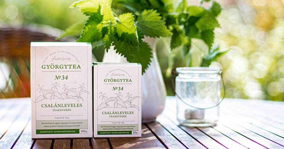 ereket tisztító tea)