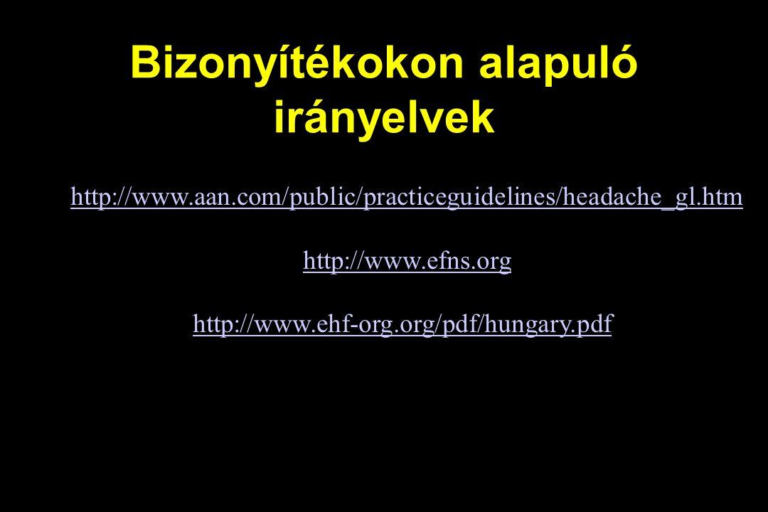 klinikai irányelvek a papilloma kezelésére)