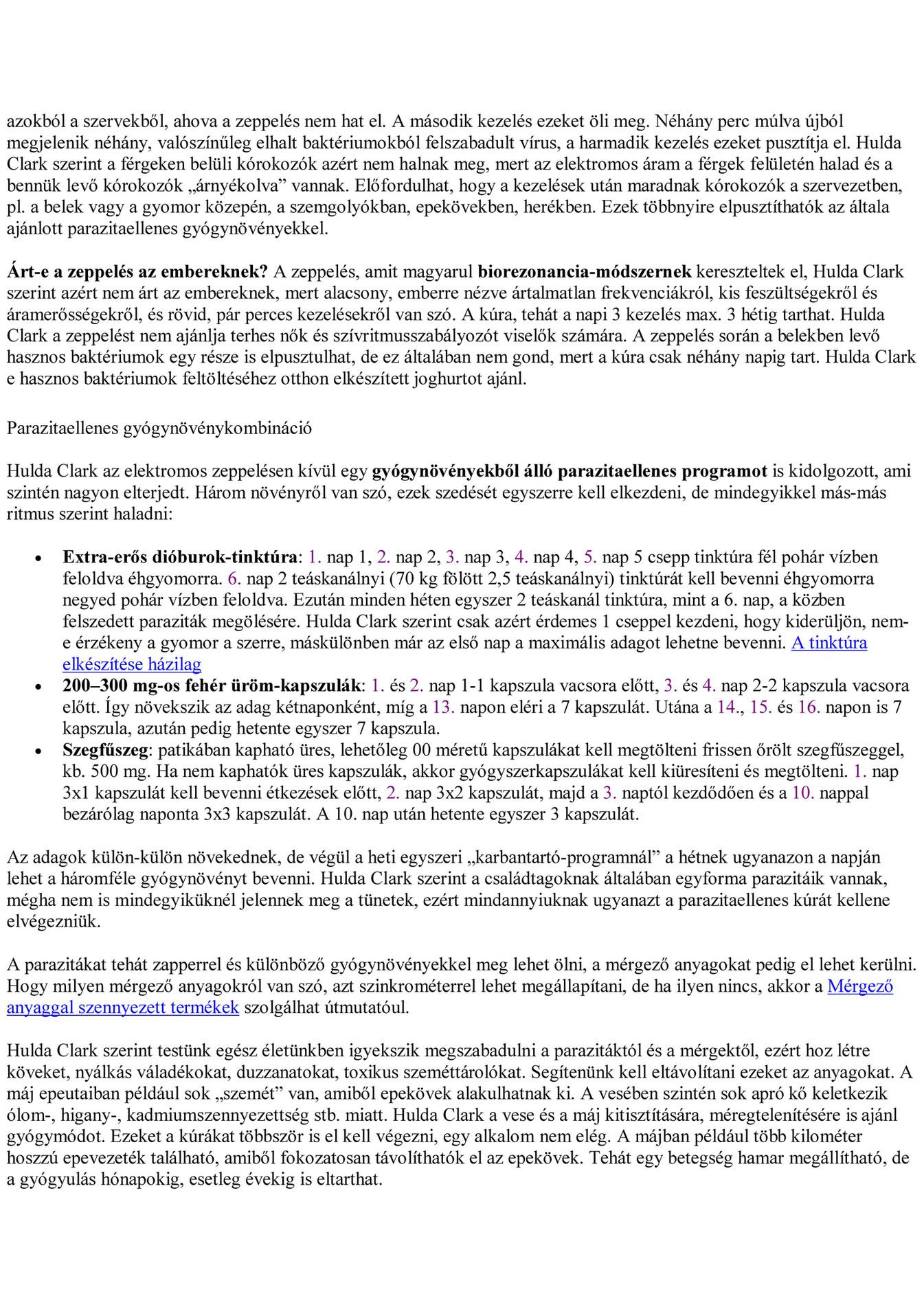 Györgytea Bélféreg, féreghajtás - Györgytea - Betegségkereső Parazitaellenes termékek a bőrre