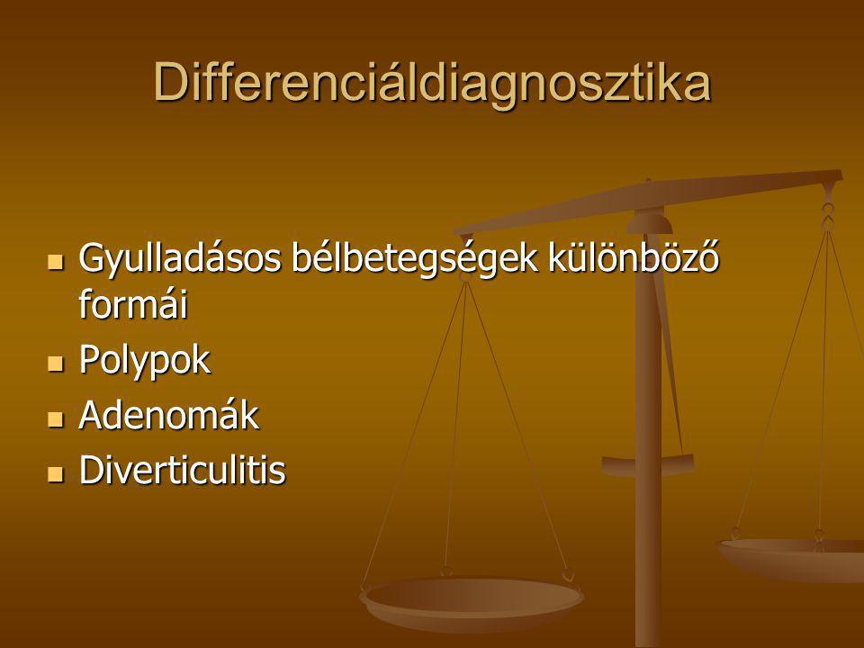 prosztatarák differenciáldiagnosztika)