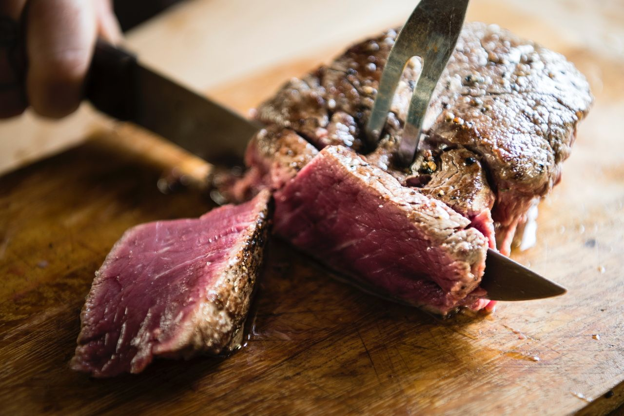 vastagbélrák és vörös hús