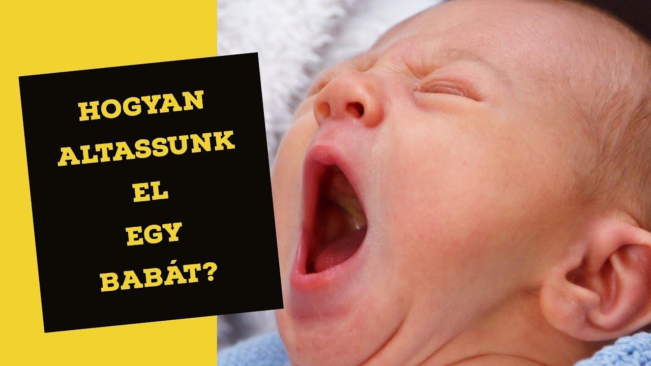 Férgek kezelése csecsemőknél