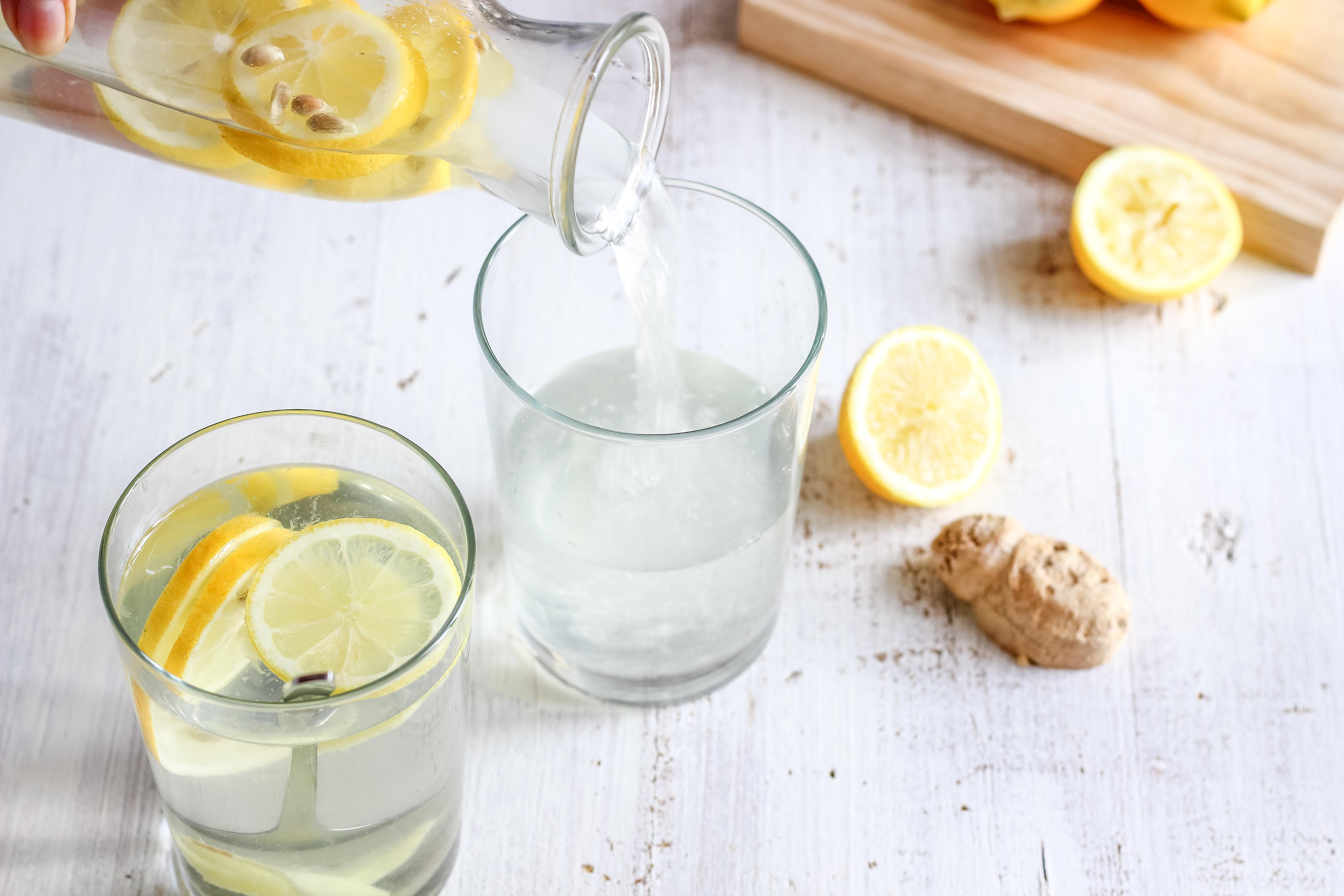 méregtelenítés citrommal