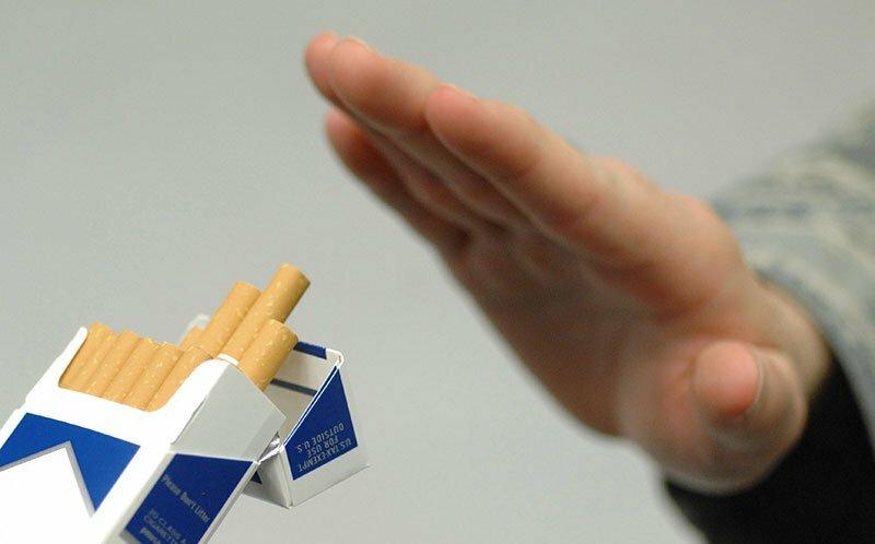 a test méregtelenítése a dohányzás után