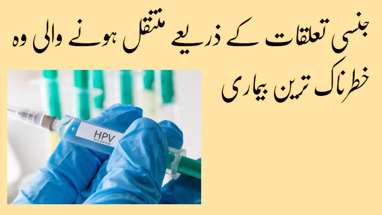 papilloma vírus jelentése urdu nyelven)